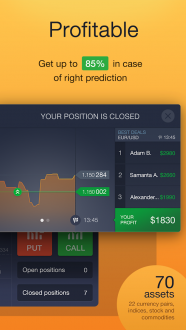 IQ Option для android