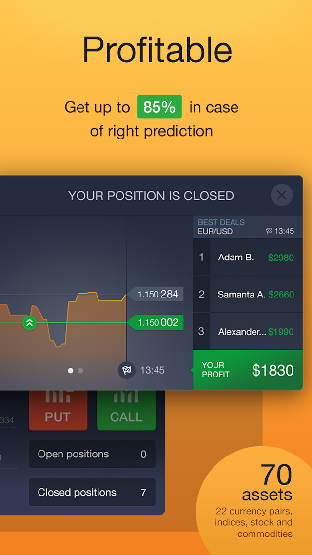 Iq option for android os