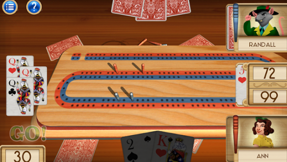 Aces Cribbage для android