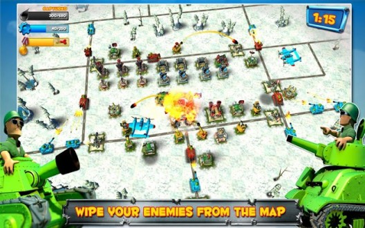 Friendly Fire для android