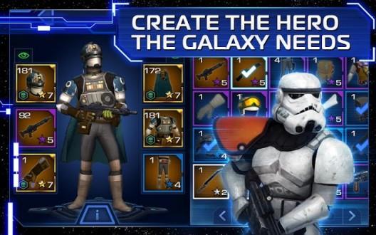 Звездные войны - Восстание для андроид