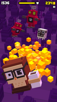 Shooty Skies - Aracde Flyer для android