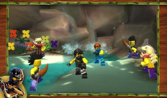 Lego Ninjago: Shadow of Ronin для android