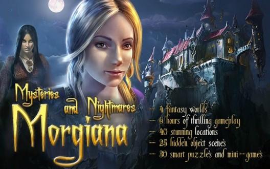 Тайны и кошмары Моргиана для андроид