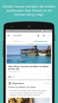 Pocket для android