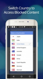 Hotspot Shield VPN (ВПН) для android