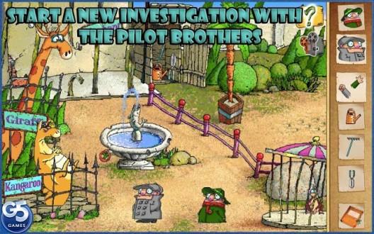 Братья Пилоты для андроид
