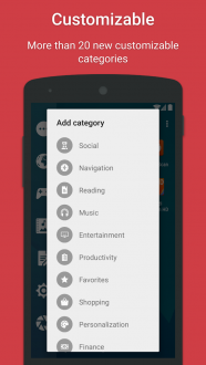 Smart Launcher Pro 3 для android