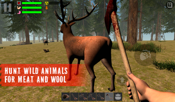 The Survivor Rusty Forest для android