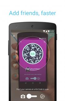 Kik (Кик) для андроид