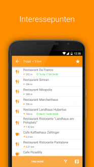 OsmAnd для android