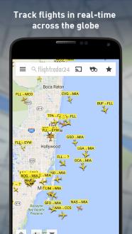 Flightradar24 Pro для android