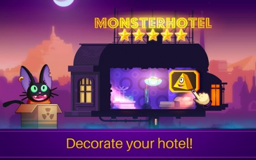 Monster Hotel для android
