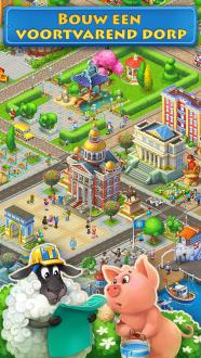 Township Город и Ферма для андроид