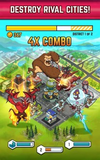 SMASH Monsters для android