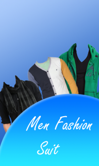 Man Fashion Suit для android