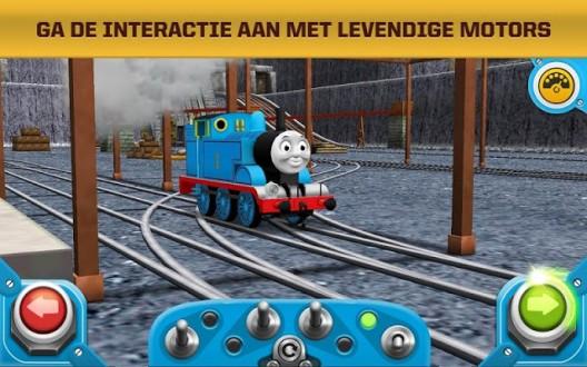 Наперегонки с Томасом для андроид