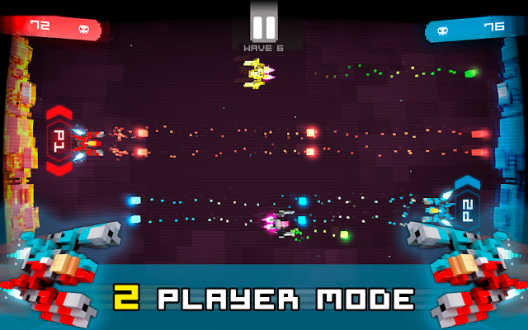 Twin Shooter Invanders для android