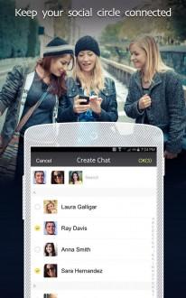 LINK Messenger для android