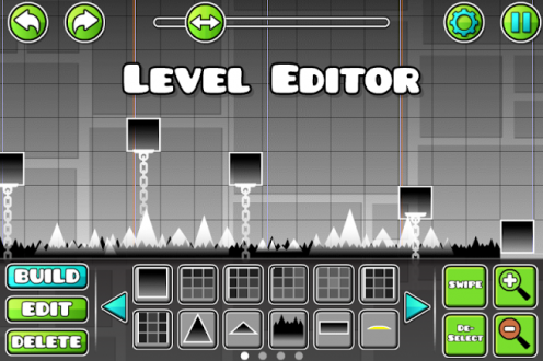 Geometry Dash для android
