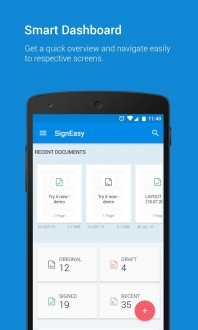 SignEasy для android