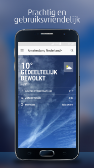 The Weather Channel для android