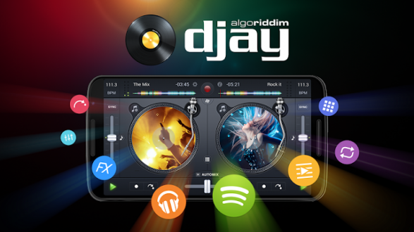 djay - DJ Mix Remix Music для android