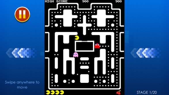 PAC-MAN (Пак-мен) для андроид