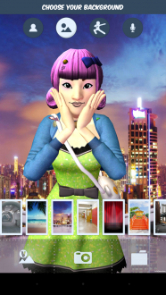Veemee Avatar Video для android