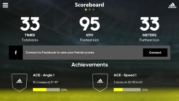 Adidas Snapshot для android