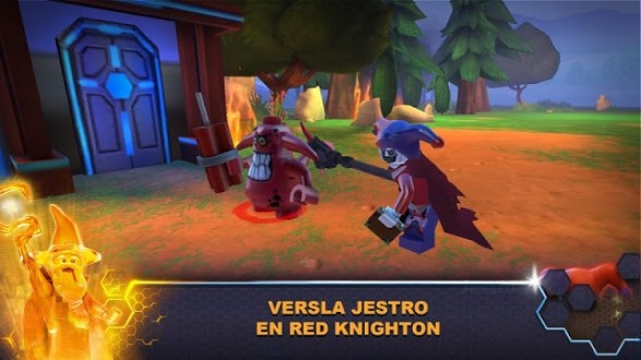 Lego Nexo Knights: Merlok 2.0 для android