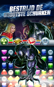 Marvel Puzzle Quest для android