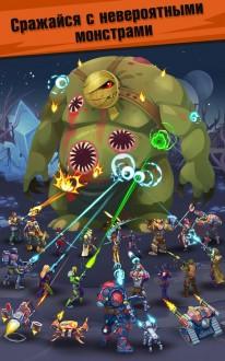 Эволюция: Герои Утопии для андроид