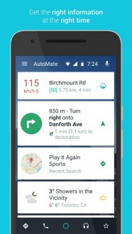 AutoMate - Car Dashboard для android