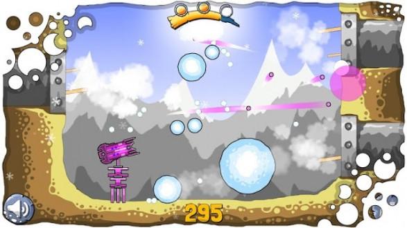 Crazy Snowballs для android