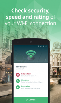 Avast WiFi Finder для android