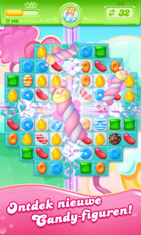 Candy Crush Jelly Saga для android