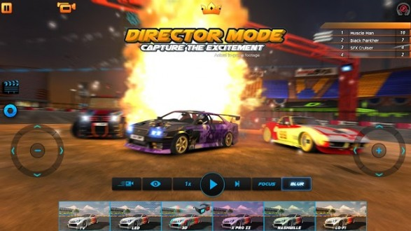 Drift Wars для android