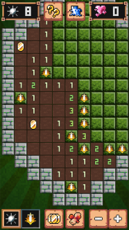 Minesweeper: Collector (Сапёр) на андроид