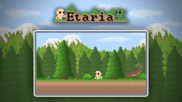 Etaria Survival Adventure на андроид