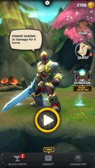 Jump Warrior на андроид