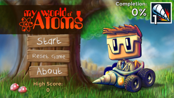 My World of Atoms на android