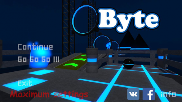Byte light на android
