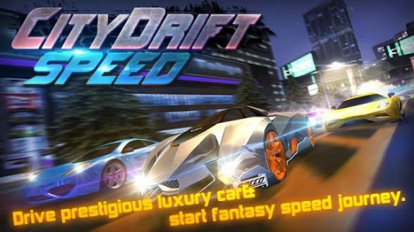 Speed Car Drift Racing на android