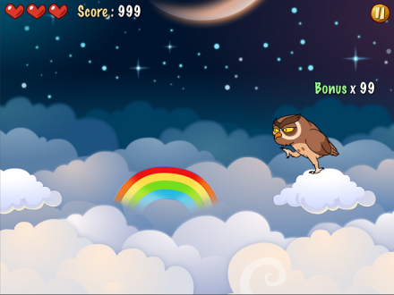 Owl Dash - A Rhythm Game на android