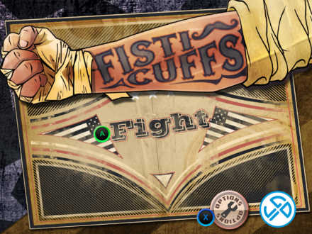 Fisticuffs на android