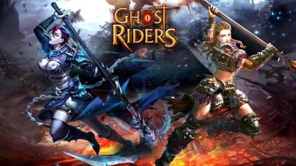 Ghost Riders: Войны хаоса на android