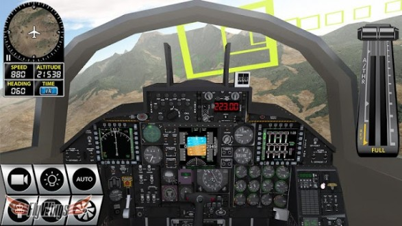 Flight Simulator 2016 HD на android