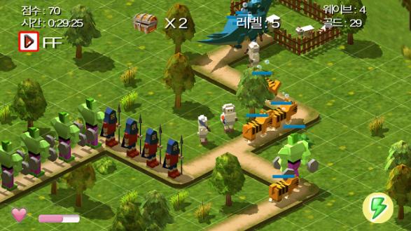 War Sheep на android