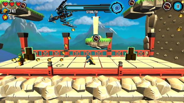 LEGO Ninjago: Skybound на android